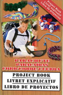 Paracord Project Booklet