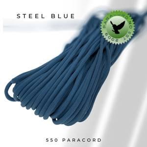 Bilde av Steel Blue 550 Paracord