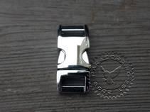 Metallspenne 10mm Chrome