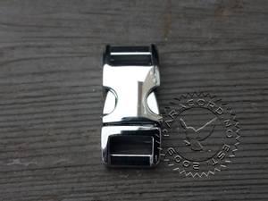 Bilde av Metallspenne 10mm Chrome