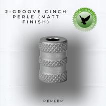 2-Groove Cinch Perle (Matt Finish)