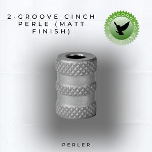 Bilde av 2-Groove Cinch Perle (Matt Finish)
